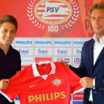 Arias Returns to PSV's first team