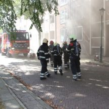 Eindhoven man arrested for arson in his own home