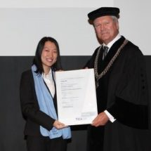 3,500th Doctorate Engineering Technology awarded
