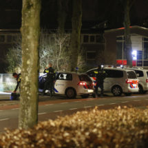 Threats using shotgun and knife in Eindhoven
