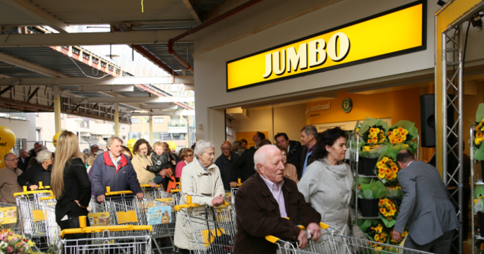 Jumbo opens new pick up point on boschdijk eindhoven news - Jumbo mobel discount ...