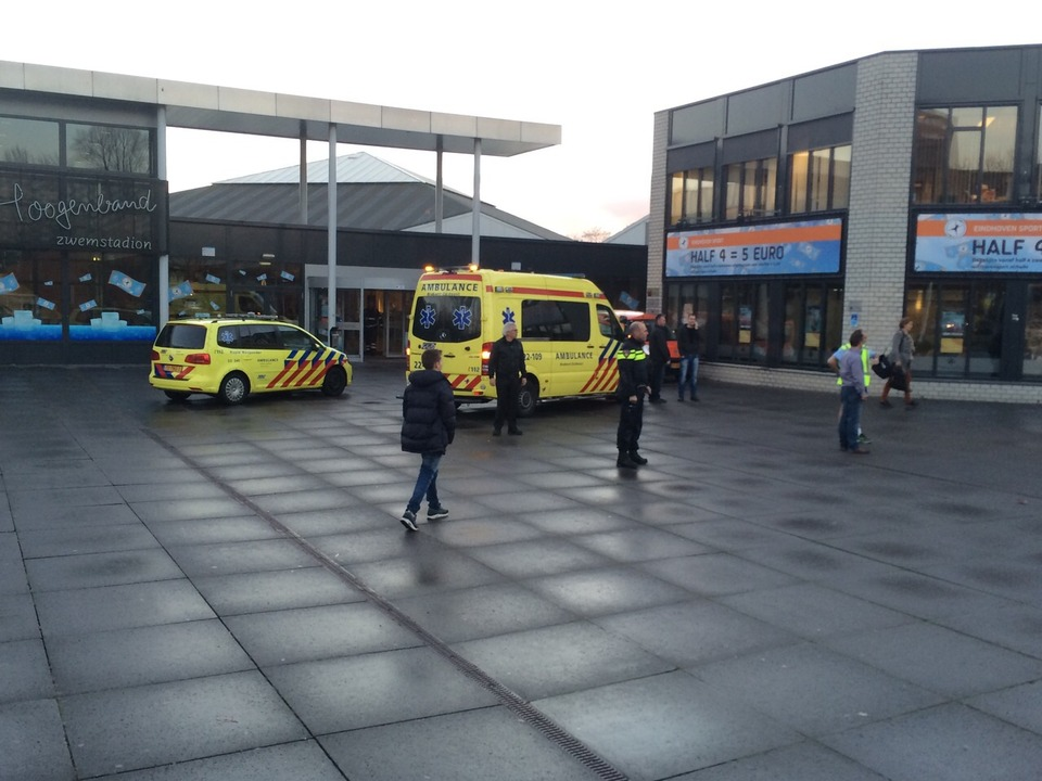 Child Resuscitated In Tongelreep Swimming Pool Eindhoven News