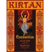 First Indian procession Eindhoven Kirtan Connection