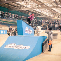 Attention for new Olympic sport skateboarding