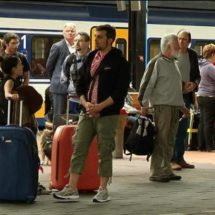 No trains between Eindhoven and Venlo