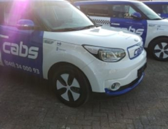 Electric 'Cabs' delayed by a week