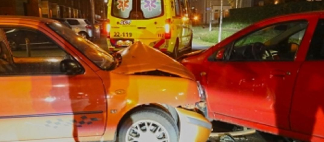 Woman injured after collision in Meerhoven