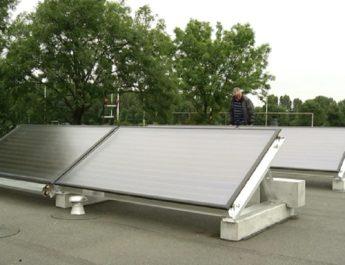 Residents of 'thuis en Woonbedrijf to get solar panels