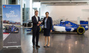 Sauber F1 Team manufactures car with Eindhoven 3D metal printer
