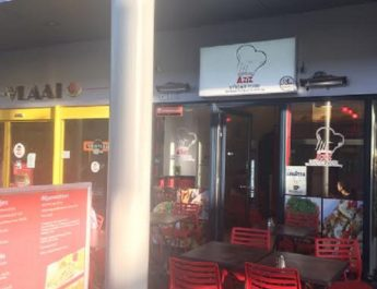 First Syrian Restaurant Now Open In Town