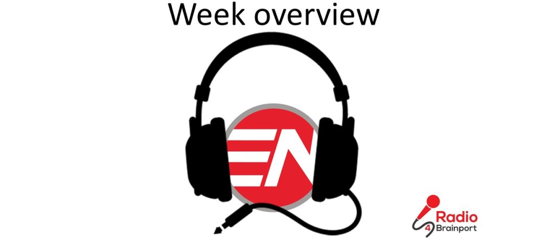 Last week's overview of Eindhoven News – audio