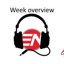 Week overview – audio