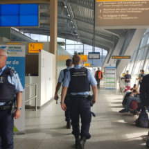 New work-to-rule actions at Eindhoven Airport