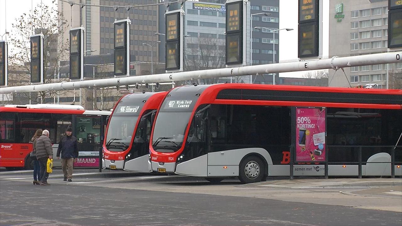 Eindhoven Marathon Bus Schedule Changes Eindhoven News