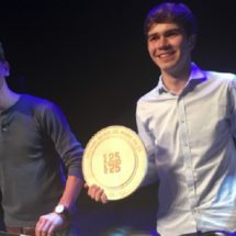 BitSensor wins Startup of the Year prize