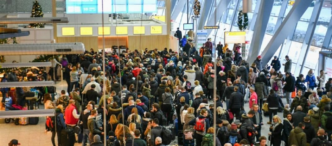 More delays at Eindhoven Airport