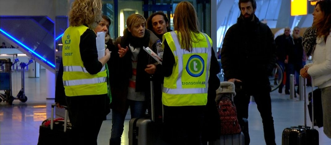 Transavia:' Strike difficult to understand and hard on passengers'