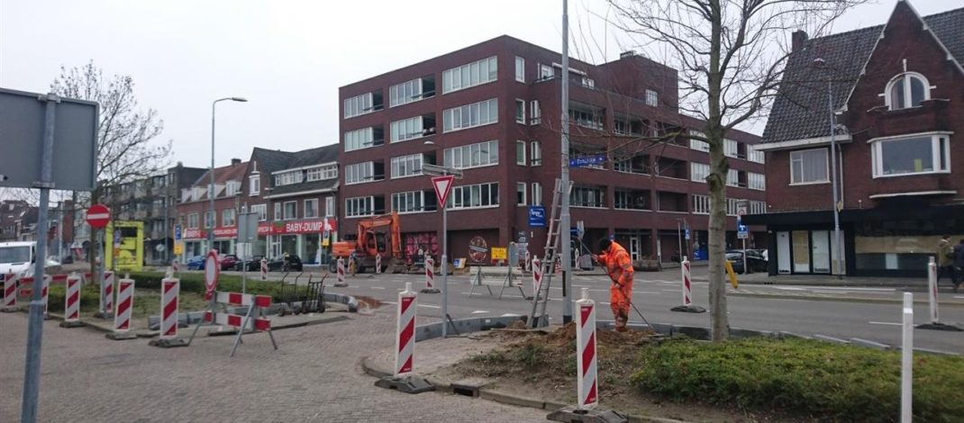 After local residents complain about safety, work on the Boschdijk starts