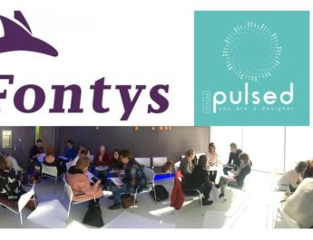 Fontys students present milestones in PULSED project