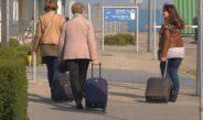Travelers Eindhoven Airport understand delays